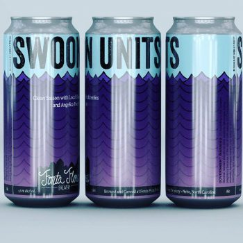 Swoon Units - A quenchable and crushable fruit beer with local blackberries