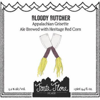 Bloody Butcher - Appalachian Grisette w/Red Heritage Corn