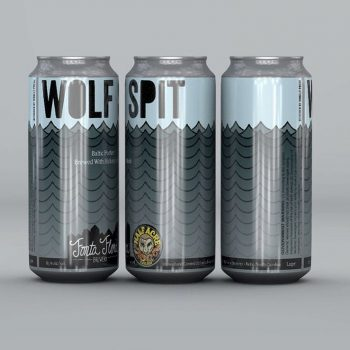 Wolf Spit - Baltic porter brewed with hickory bark
