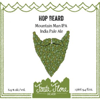 Hop Beard - Mountain Man IPA