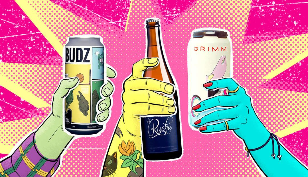 Thrillist : The 32 Hottest Breweries in America Right Now