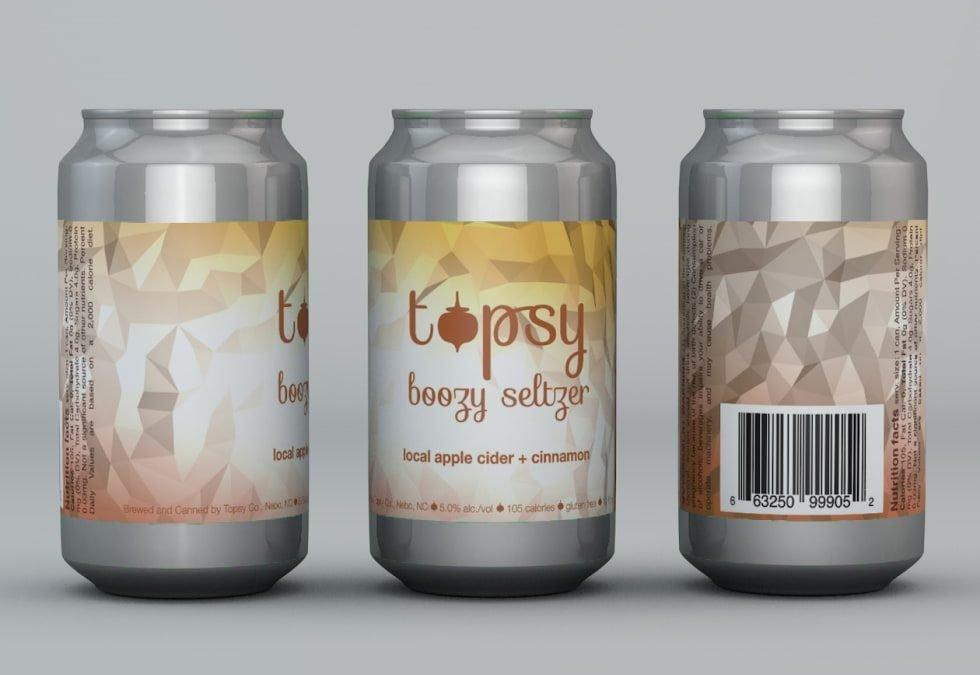 Topsy Apple Cider + Cinnamon