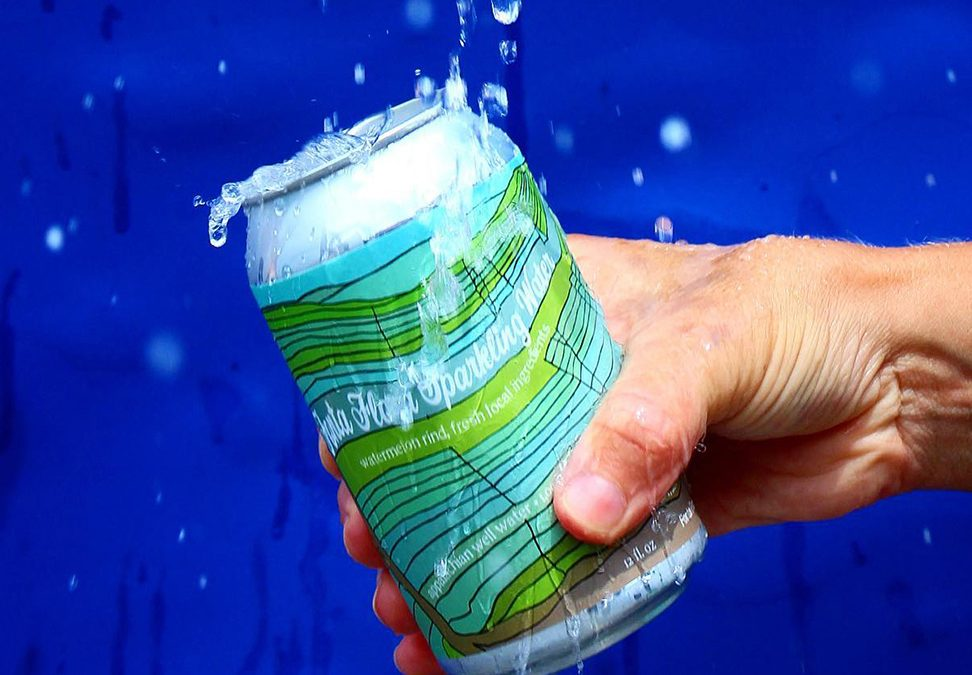 Hop Culture : Is craft sparkling water the next big thing?